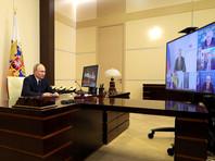 """Путин призвал провести """"конкурентные"""" выборы в Госдуму и удовлетворить запрос россиян на """"зримые перемены"""""""