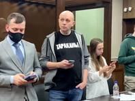 """Главреду """"Медиазоны"""" Сергею Смирнову сокращен срок ареста c 25 до 15 суток"""