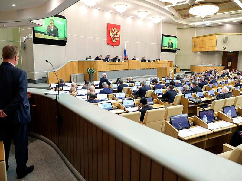 Пленарное заседание Госдумы, 10 февраля 2021 года