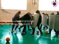 В Нижневартовске полиция предложила школьникам поиграть в разгон акции протеста (ВИДЕО)