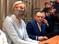 """Анастасия Шевченко получила 4 года условно за сотрудничество с """"Открытой Россией"""""""