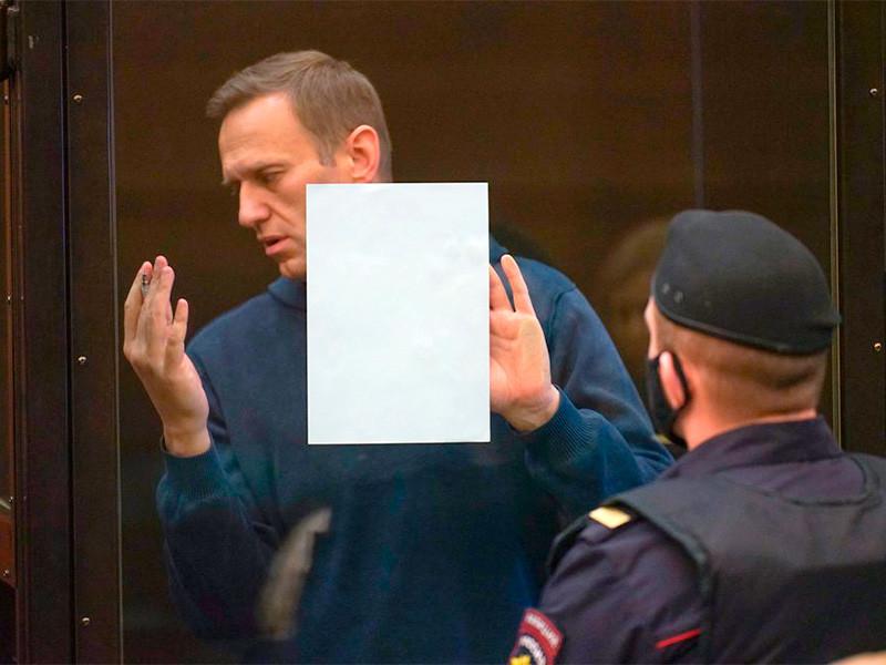 Amnesty International проведет внутреннее расследование в связи с лишением Алексея Навального статуса узника совести