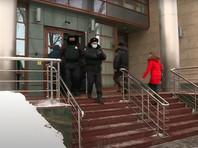 Обстановка у Бабушкинского суда Москвы, 5 февраля 2021 года
