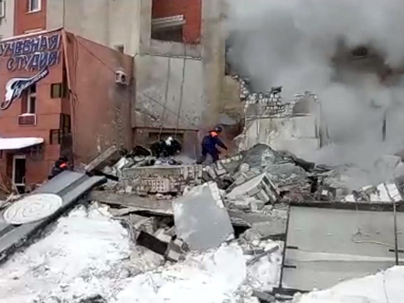 В Нижнем Новгороде произошел взрыв бытового газа на цокольном этаже 12-этажного дома