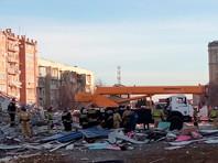 Во Владикавказе взрывом разрушено здание торгового центра