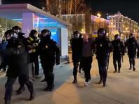 1,4 тысячи человек задержаны в 11 городах России после объявления приговора Навальному