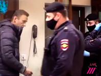 Алексей Навальный, 12 февраля 2021 года