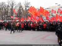 ЦК КПРФ провело в Москве возложение венков и цветов к могиле Неизвестного солдата