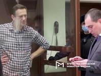 Алексей Навальный выступил с последним словом в суде, где рассматривают его жалобу на замену срока