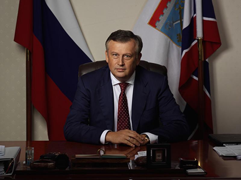 Губернатор Ленинградской области Александр Дрозденко предложил создать мемориал на месте детского концлагеря в Гатчинском районе