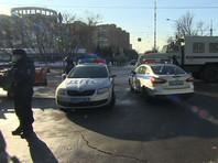 Возле здания Мосгорсуда усилили меры безопасности в преддверии суда над Навальным