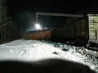 Вагоны с углем сошли с рельсов на Транссибе в Забайкалье