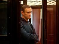 Навальный получил шесть выговоров за две недели в покровской колонии
