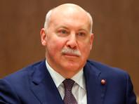 Путин отправил в отставку посла России в Беларуси Дмитрия Мезенцева, он уже назначен секретарем Союзного государства