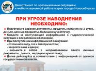 В Новосибирске ввели режим ЧС из-за неубранного снега и угрозы подтопления