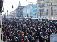 """По данным """"Медузы"""", закрытая статистика ФСБ свидетельствует, что в выступлениях участвовали 90 тысяч человек, а число задержанных оказалось даже выше, чем у правозащитников"""