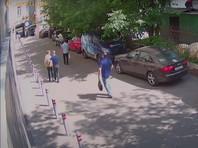 """""""Когда я смотрю видео с камер наблюдения в день своего задержания, меня больше всего поражает обыденность происходящего""""- - прокомментировал Голунов в своем Telegram-канале"""