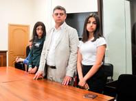 Сестер Хачатурян признали потерпевшими по делу о насилии и побоях со стороны убитого ими отца