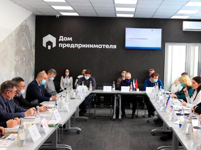 Участники делегации из Китайской Народной Республики, в рамках визита в Крым, ознакомились с санаторно-курортным и рекреационным потенциалом полуострова