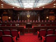 ВКонституционный суд поступил иск, оспаривающий запрет акций протеста вовремя COVID-19