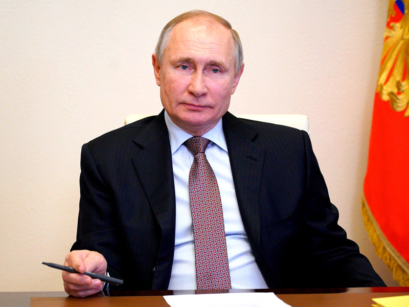 Vladimir Putin took part in the ceremony of signing the General Agreement between all-Russian associations of trade unions, all-Russian associations of employers and the Russian government for 2021-2023