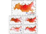 Росгидромет назвал воздействие пандемии на климат в России незначительным