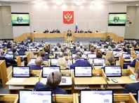 Пленарное заседание госдумы, 9 марта 2021 года