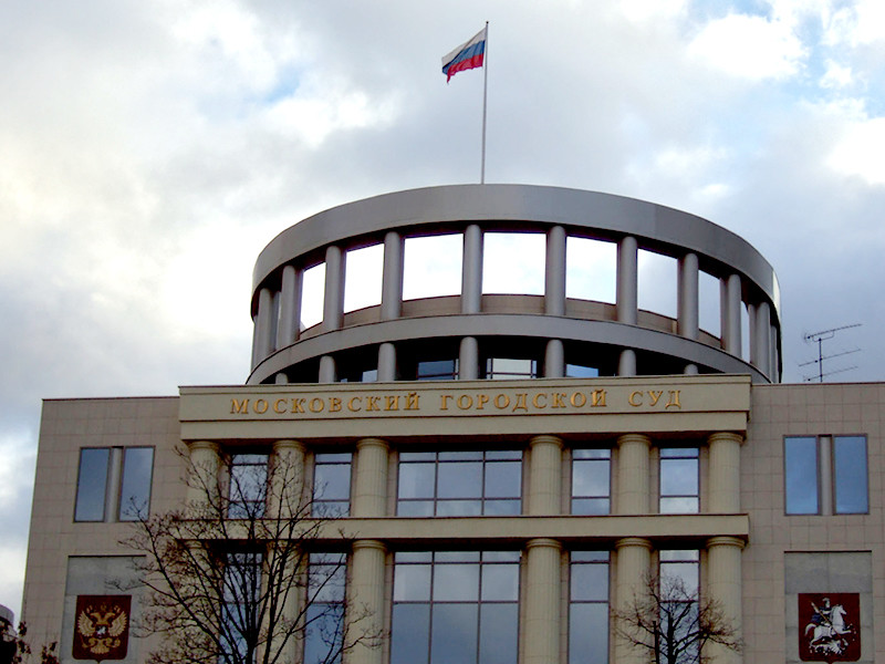 Мосгорсуд отказался учитывать требование ЕСПЧ об освобождении Навального
