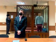 В Москве бизнесмен получил два года колонии по делу о применении насилия к нацгвардейцу на акции 23 января