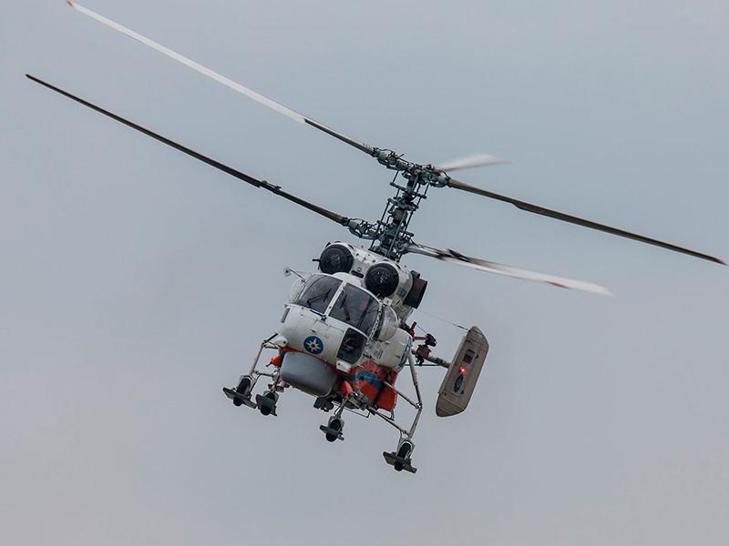 Вечером в четверг вертолет регионального управления МЧС Ка-32 во время планового тренировочного полета упал в акваторию Куршского залива в пяти километрах от Полесск