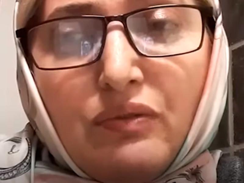 Зара Магамадова