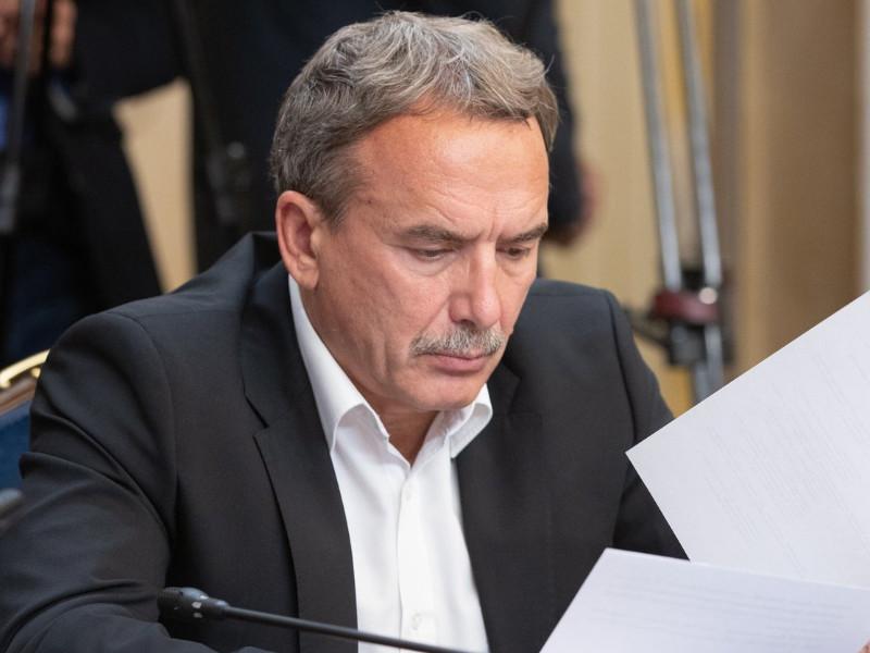 Советник министра обороны, действительный государственный советник третьего класса Андрей Ильницкий