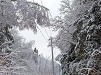 В Дагестане из-за непогоды без электричества остались  более 150 тыс. человек