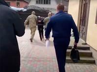 """ФСБ сообщила о задержании в Геленджике 13 членов украинской неонацистской группировки """"М.К.У."""""""