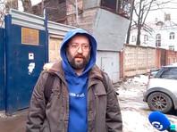 Илья Азар вышел из спецприемника после 15 суток ареста