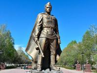 Новый памятник был установлен 5 мая 2020 года