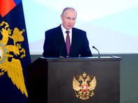 """Путин поручил МВД активнее выявлять в интернете тех, кто использует подростков в своих """"хорьковых"""" целях"""