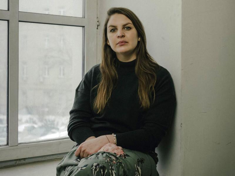 "Директор центра ""Насилию.нет""* Анна Ривина"