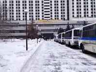 """13 марта Евгений Ройзман был задержан полицией в Москве вместе с другими участниками форума """"Объединенных демократов"""""""