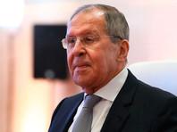 """Глава российского МИД заявил о """"разрушении"""" отношений с Евросоюзом по вине Брюсселя"""