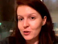 Пресс-секретаря Навального Киру Ярмыш выселяют из квартиры, в которой она должна находиться по условиям домашнего ареста