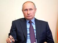 Владимир Путин привился от коронавируса