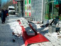 В Нижнем Новгороде пенсионерку убило сорвавшейся под тяжестью снега  вывеской