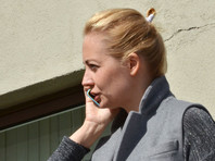 Кремль не намерен реагировать на требование Юлии Навальной освободить ее мужа