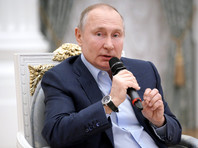 Во время нее Владимир Путин рассказал, какую опасность представляют интернет-блогеры, ориентированные на молодежную аудиторию