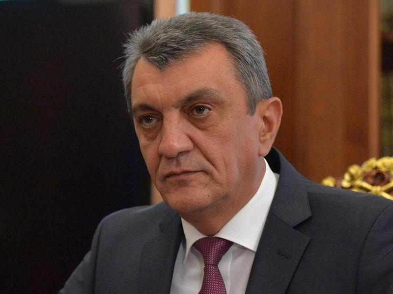 Путин назначил полпреда Сергея Меняйло главой Северной Осетии