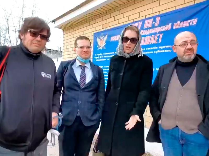 Ярослав Ашихмин, Алексей Эрлих, Всеволод Шурхай и Анастасия Васильева