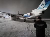 Самолеты без пассажиров и экипажей столкнулись в аэропорту Сургута