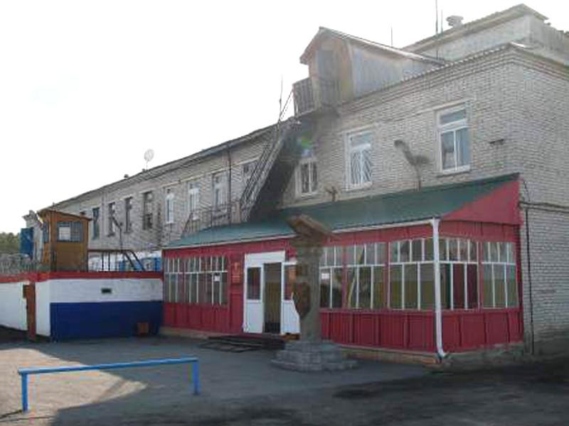 ИК-2 в Кетовском районе