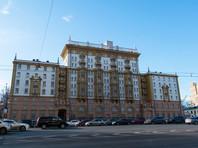 Посольство США в России сократит штат сотрудников на 75%